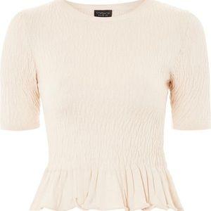 Topshop shirt size 4 fits like us(0-2)
